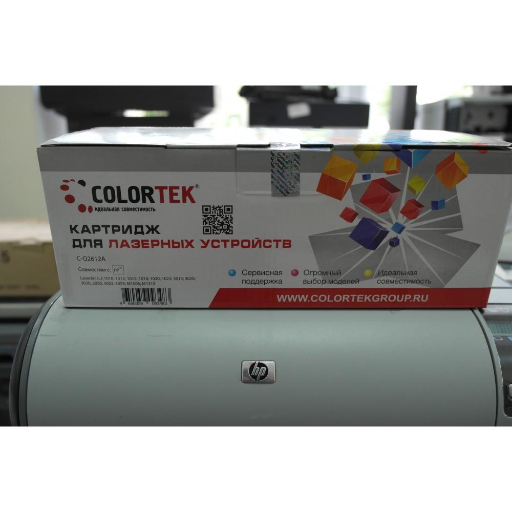 Картридж Colortek C-Q2612A
