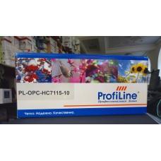Фотобарабан ProfiLine PL-OPC-HC7115-10 для HP