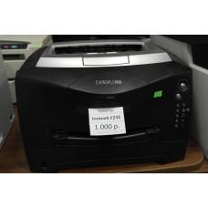 Принтер лазерный Lexmark E232